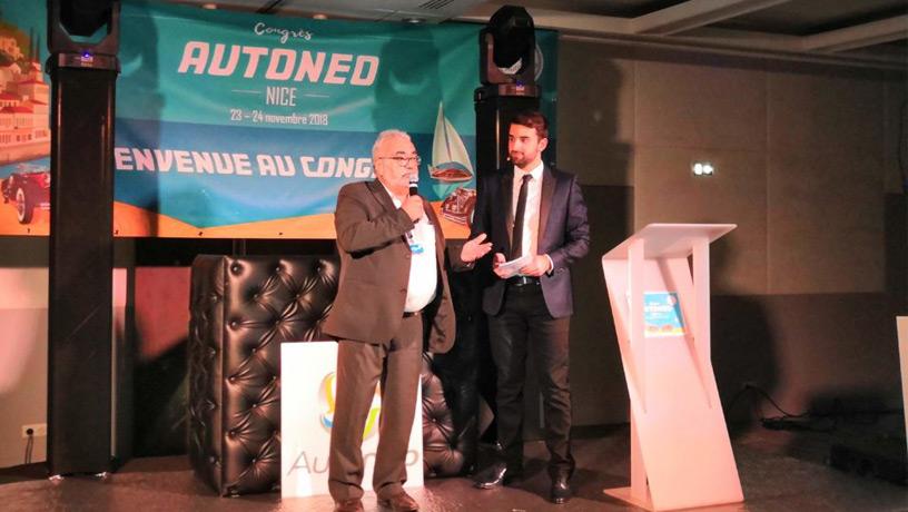 Autoneo - 1er congrés AUTONEO