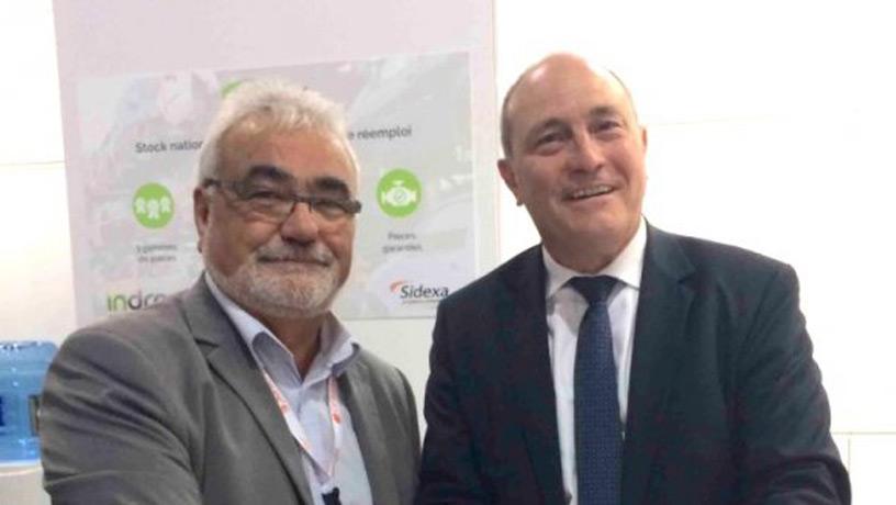 Autoneo - Partenariat avec Indra