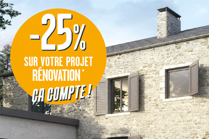 Technimen 15 - Promotion sur votre projet de rénovation !
