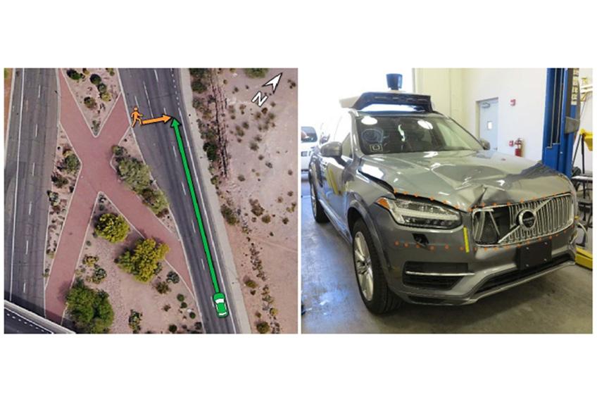 Aurillac Auto Expertise - Aurillac - L'enquête du NTSB sur un accident de voiture mortel provoqué par Uber révèle une attitude laxiste à l'égard de la sécurité