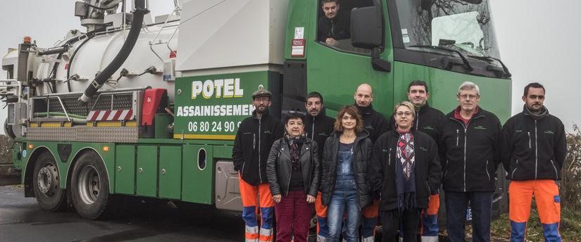 SERGE POTEL A.P.I.C.C. ASSAINISSEMENT - Aurillac / Arpajon