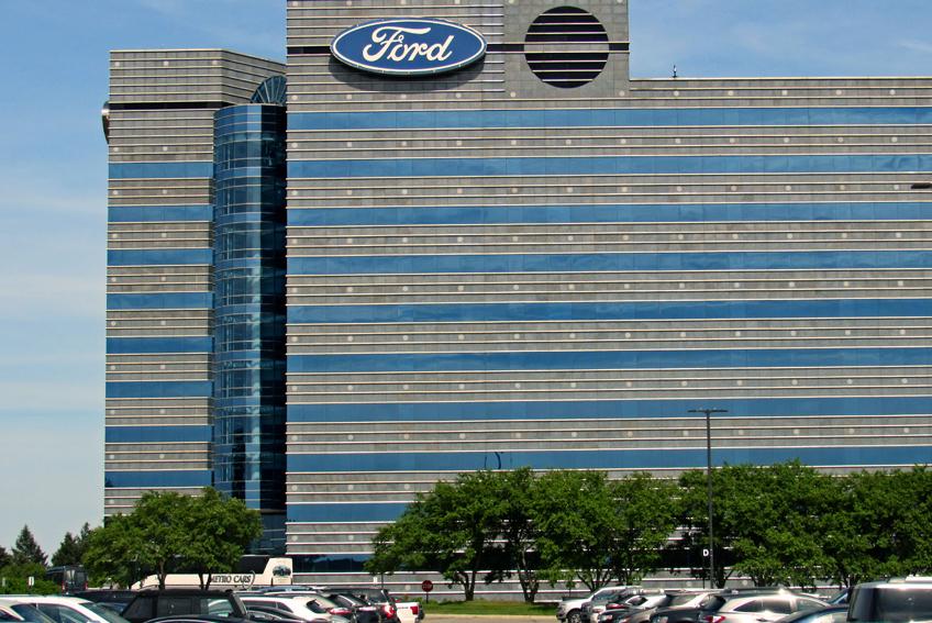 Aurillac Auto Expertise - Aurillac - Afrique du  Sud: Amende de 2 millions d'euros pour Ford