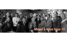 CANTAL'MOUV - Aurillac - Les bénévoles du Dispositif IMPACT Cantal se sont retrouvé pour un bilan de l'année et un moment de convivialité