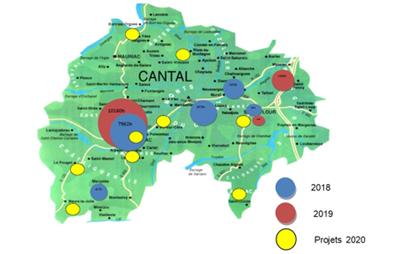 CANTAL'MOUV - Aurillac - ZOOM sur les Clauses Sociales d'Insertion dans le Cantal