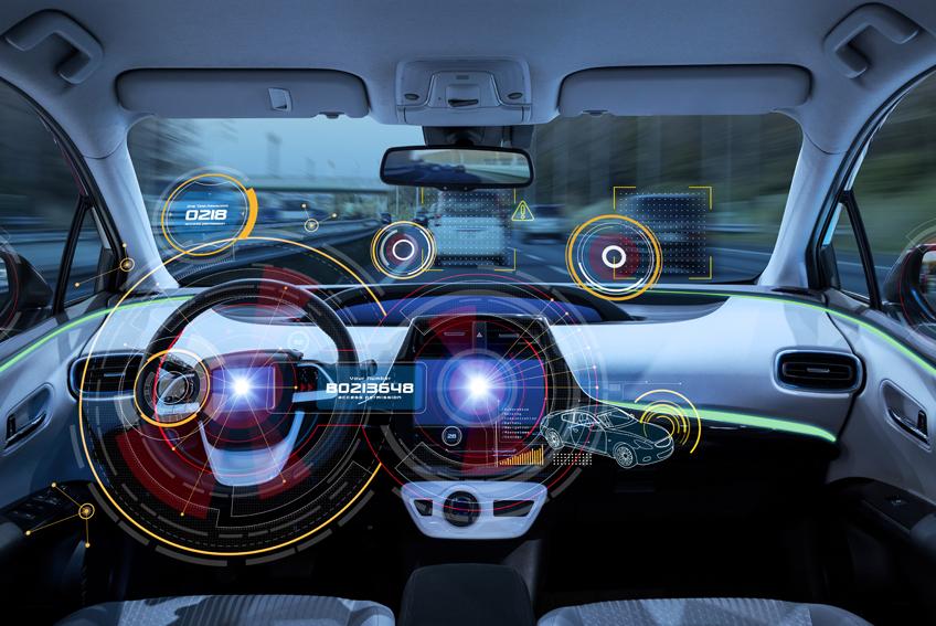 Aurillac Auto Expertise - Aurillac - L'INNOVATION AUTOMOBILE EXPOSÉE AU CES 2020