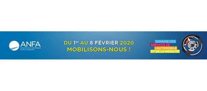 I.F.P.P. du Cantal - Aurillac - Semaine des Services de l'Automobile et de la Mobilite