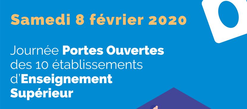 I.F.P.P. du Cantal - Aurillac - JPO Post-BAC samedi 8 Février 2020