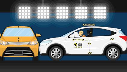 Euro NCAP annonce des tests plus étendus et sévérisés