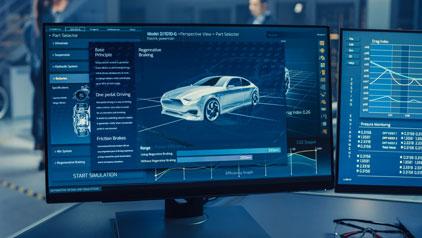 SystemX: zoom sur les travaux de recherche de l'IRT dans le domaine du transport autonome