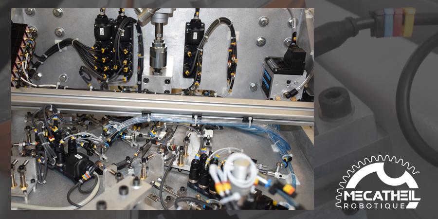MECATHEIL - Mécanique de précision et systèmes automatisés - Les nouveaux projets de MecaTheil