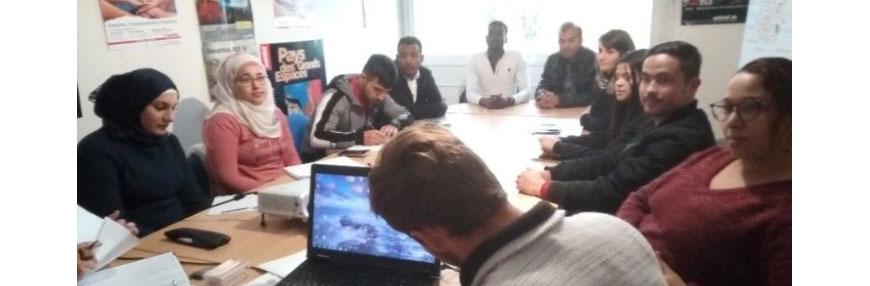 CANTAL'MOUV - Aurillac - Le 1er Atelier INTEGRA CODE prend fin le 30 Juin 2020