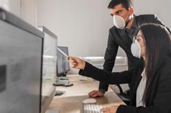 Cabinet ARDOUREL & MATHONIER - Chef d'entreprise : tout savoir sur le port du masque au travail