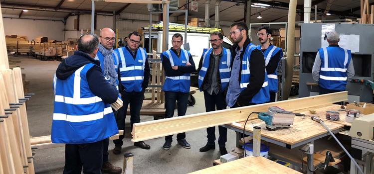 Menuiserie LACASSAGNE à AURILLAC - Visite de notre Usine de fabrication de fenêtres à Villefranche de Rouergue