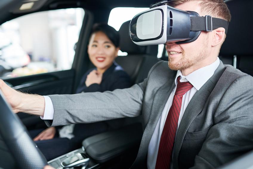 Aurillac Auto Expertise - Aurillac - Le simulateur de conduite « ultime » de Volvo Cars s'inspire des dernières technologies en matière de jeux vidéo, pour une sécurité optimale
