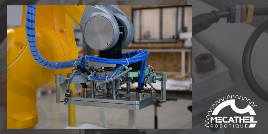 MECATHEIL - Mécanique de précision et systèmes automatisés - Encore 15 jours pour bénéficier de la subvention allant jusqu'à 40% sur vos investissements pour l'automatisation et la robotisation de votre entreprise !
