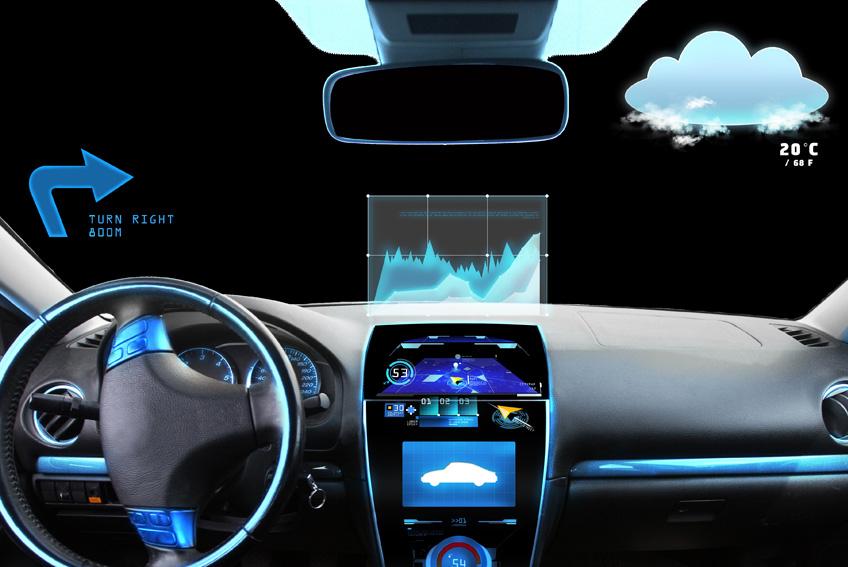 Aurillac Auto Expertise - Aurillac - De la catégorie premium au segment compact : l'affichage tête haute a réalité augmentée