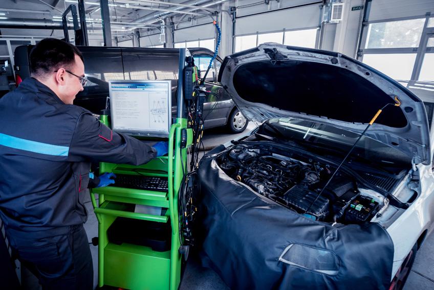 Aurillac Auto Expertise - Aurillac - Histovec intègre les données issues du contrôle technique