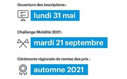 CANTAL'MOUV - Aurillac - Des nouvelles de challenge mobilité régional 2021