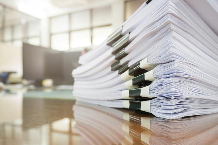 Cabinet ARDOUREL & MATHONIER - Entreprises, combien de temps devez-vous conserver vos documents ?